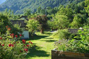 Alpavera Garten