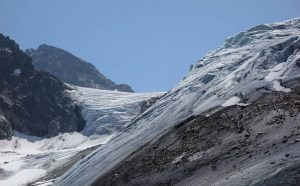 Piz Buin (3312 m) with Ochsentaler glacier