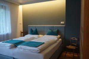 Eichenzimmer (als Doppel- oder Einzelbetten nutzbar)